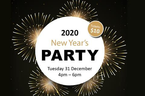 New Year's party at Duncraig