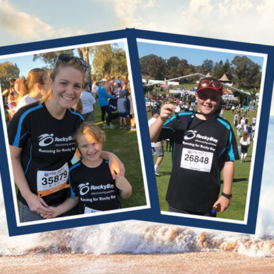 Congratulations to our Rocky Bay Runners