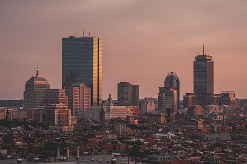 Boston skylline