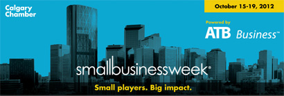 Small Business Week – Share your small business expertise