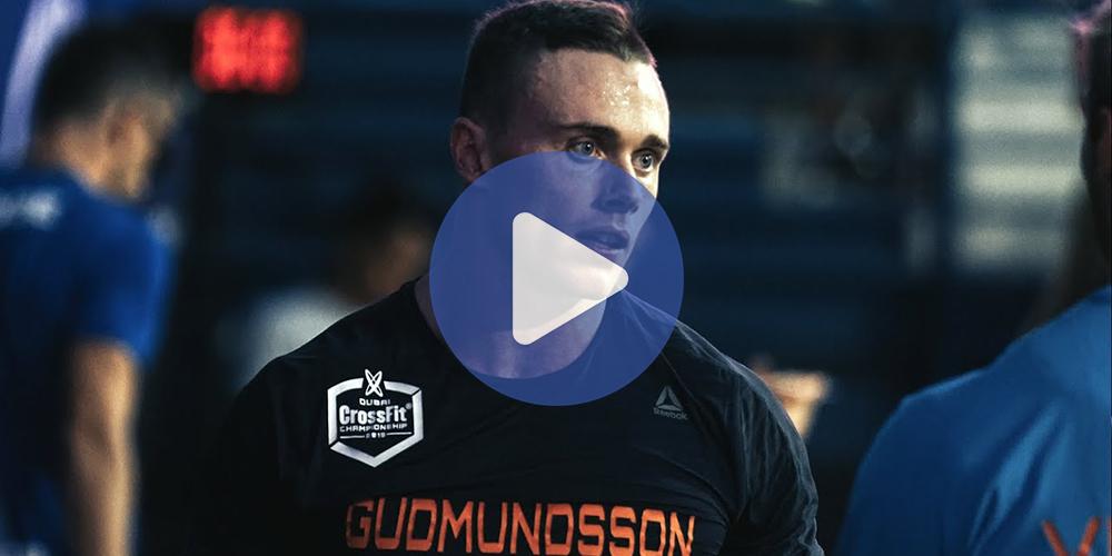 CrossFit Games Update: Catching Up With Björgvin K. Guõmundsson