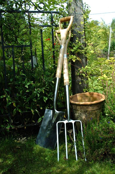 Wilkinson Sword digging fork
