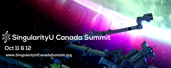 The Future of Energy: Direct from the SingularityU Canada Summit