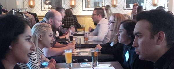 [Guest blog]Speed networking:Sassy, fun and fruitful