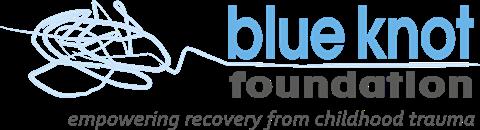 Blue Knot Foundation logo