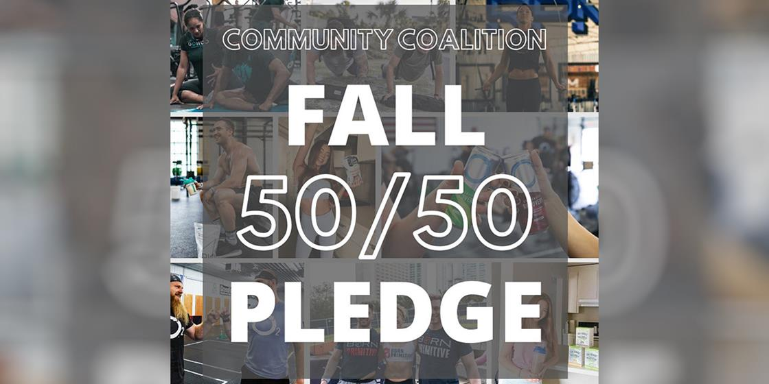 Community Coalition's Fall 50/50 Pledge Hits Midway Point; Partner Brands Step Up for Games Week, Explore Scholarships