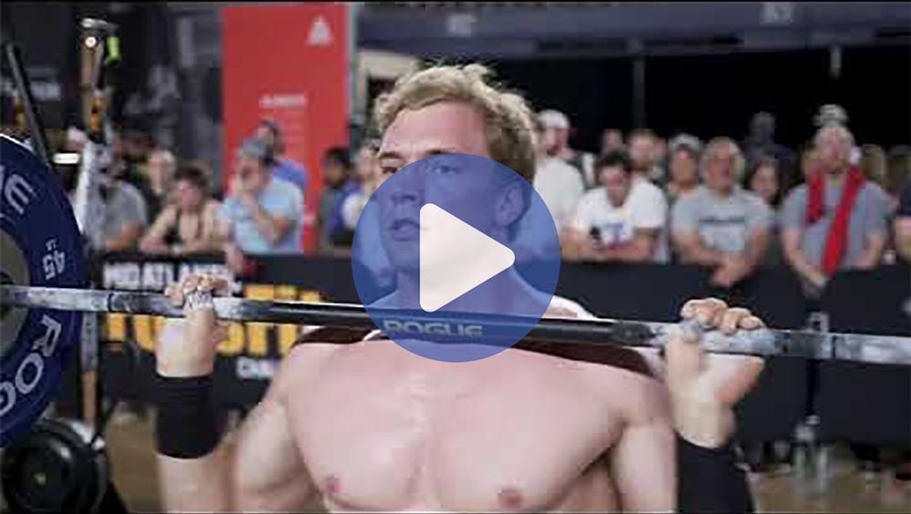 CrossFit Ranch Round-Up: Samuel Kwant