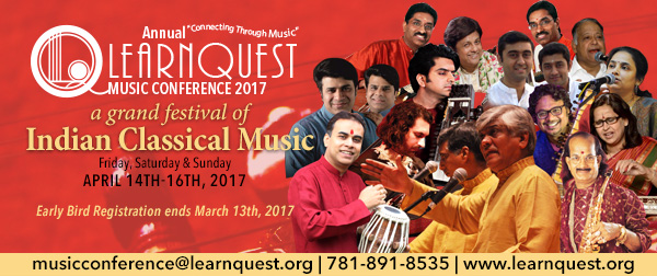 LearnQuest 12th annual music conference 2017