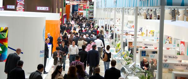 Dubai trade exhibition
