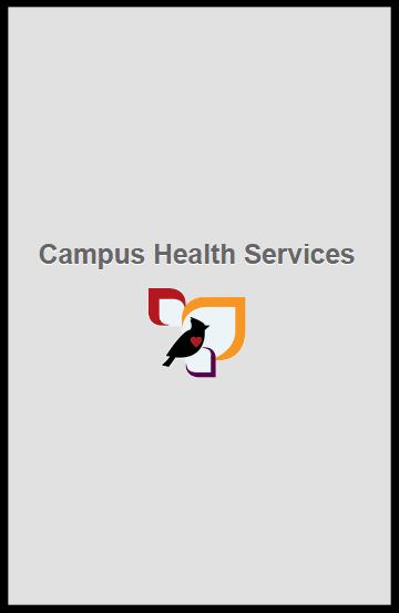 campus health services logo