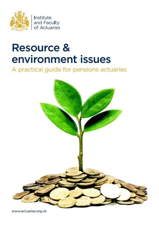 Resource and Environment Issues practical guide cover