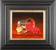 Redcurrant Spill - Hilary Gauci