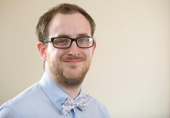 Michael Sanders, Autumn Lecture Speaker