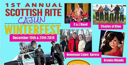 Cajun Winterfest in Pensacola