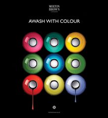 Awash with colour