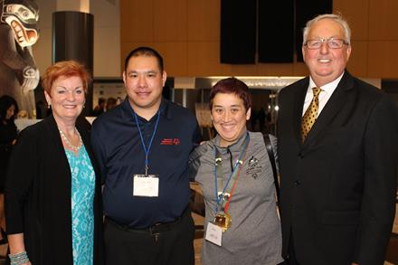 New Car Dealers and Special Olympics BC