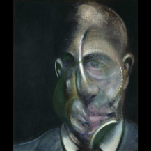 Francis Bacon Michel Leiris