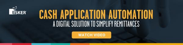 Esker Cash application automation