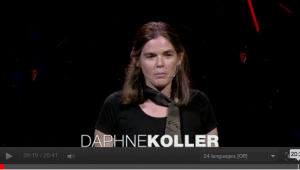 Daphne Koller Ted Talk 