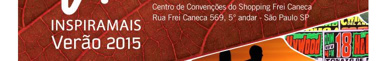 Centro de Convenções do Shopping Frei Caneca, Rua Frei Caneca 569, 5º andar - São Paulo SP
