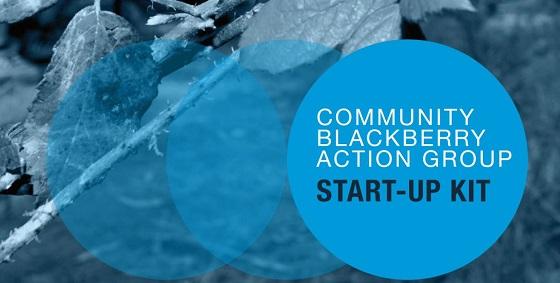 The VBT Start-Up Kit for community action on blackberry