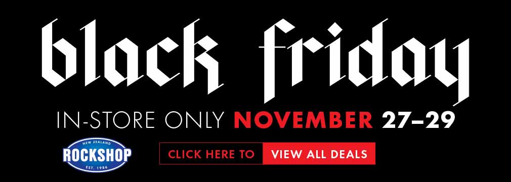 Rockshop Black Friday Sale