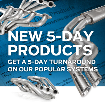New 5-Day Product List