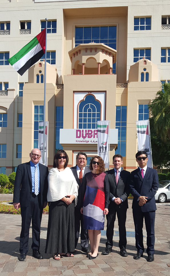 Commerce Mission to Dubai