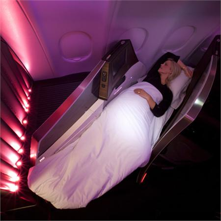 Upper Class Suite by Pengelly Design and Virgin Atlantic