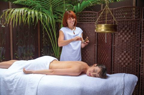 Pampering on Lord Howe Island
