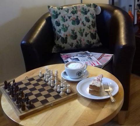 Arrington Garden Centre & Cafe October 2018