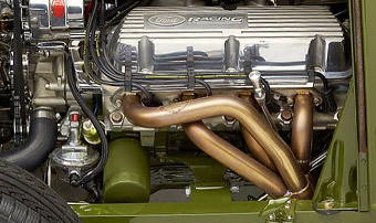 1932 Ford Headers