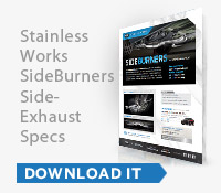 SideBurners Specs Download
