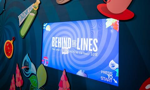 Behind the Lines 2018 Exhibition Tour