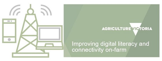 improving digital literary and connectivity on farm