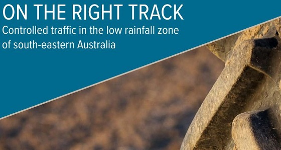 controlled traffic in the low rainfall zone of south eastern australia