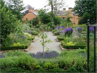 The Walled Garden in Full Bloom