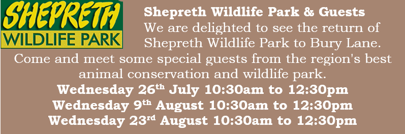 Bury Lane Farm Shop Shepreth Wildlife Visits
