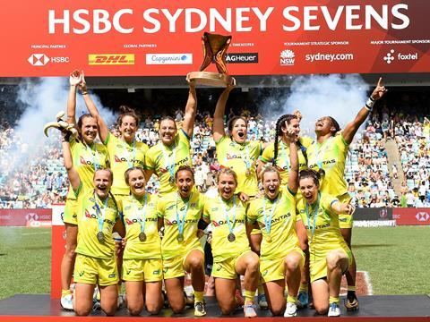 Australian Women's Sevens Team