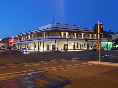 The Broken Hill Pub