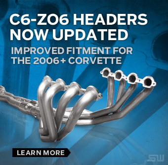New Updated C6/ZO6 Headers