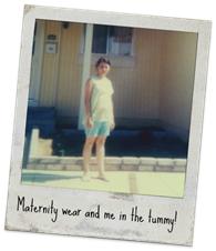 mom's maternity wear