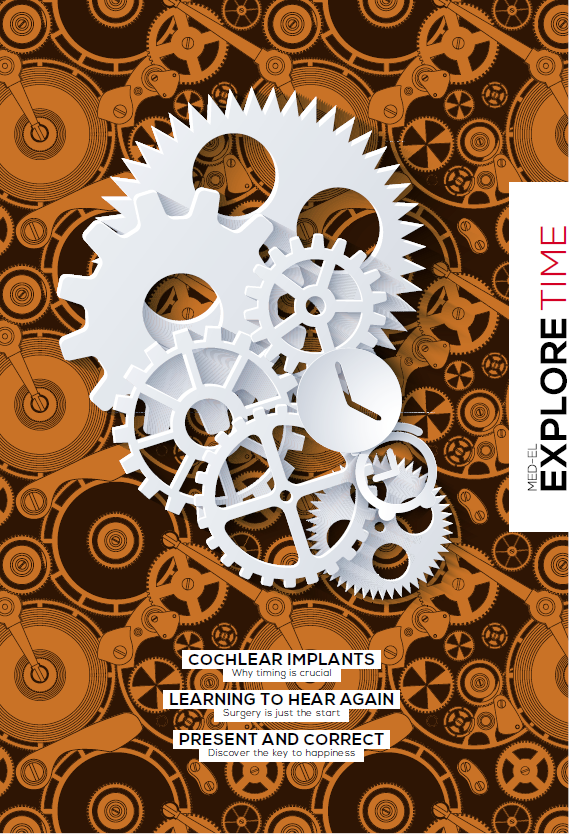 Front cover of EXPLORETIME