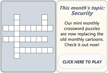 March 2015 Crossword