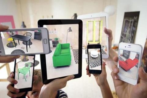 Online virtual commerce