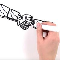 NASA whiteboard animation