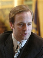 Lt. Governor Brian Calley, '00 to Speak May 10 at GVSU