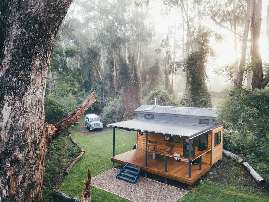 Tiny Home Tallarook South Coast NSW