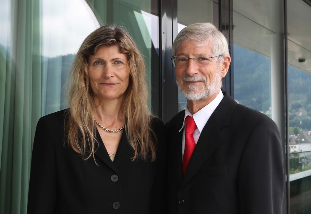 Ingeborg & Erwin Hochmair