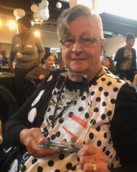 JoZ Powers Award